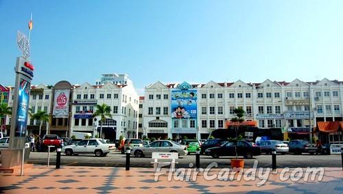 Melaka - Menara Taming Sari (4)