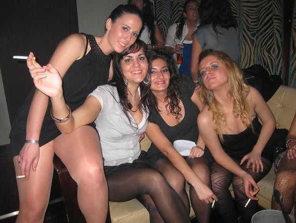 For Fun Pantyhose Parties 8