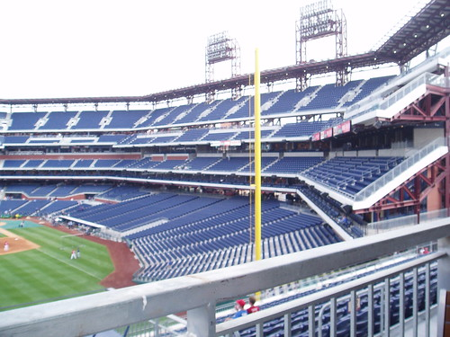 2004 Citizens Bank Park Trip: