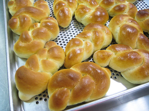 Baking Bread at Hansol Cooking Hakwon