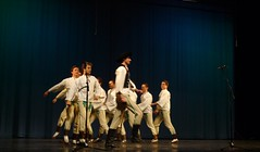 V beate (tachkyard) Tags: dance group folklore slovak gymnic