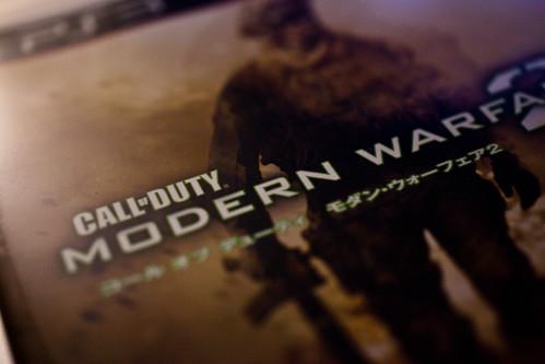 Call of Duty Modern Warfare2