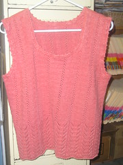 Lily Camisole (Not That Kat) Tags: knitting camisole euroflax