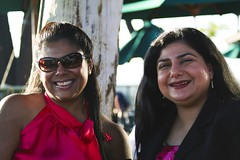 Bettina and Kayleene (FrogMiller) Tags: sunset orange fun drinking patio alcohol lawyers happyhour orangehill attorneys orangehillrestaurant ocbarristers