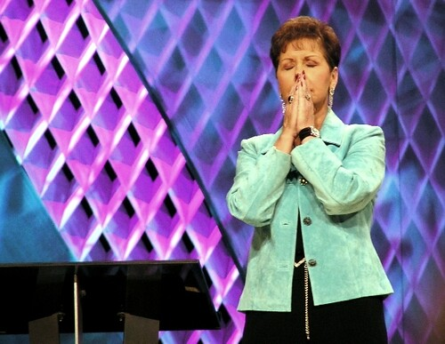 Joyce Meyer Prayer