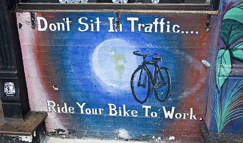 Don't Sit in Traffic