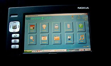 Nokia770 and HAI