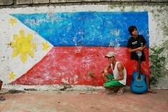 kaingin boys (lukewarmnolonger) Tags: sun stars three philippines graffitti philippineflag mmdaart balara kaingin kantoboys