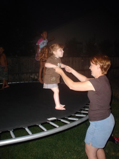 Em trampoline