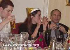 2005 Club Xmas Dinner