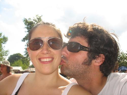 Tara and Aaron