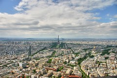 Paris Skyline! Eiffel Tower