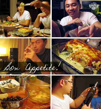 Bon Appetite @ Hsuan's