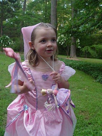 Princess dress #1