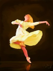 Sublime Ballet - by Pat McDonald