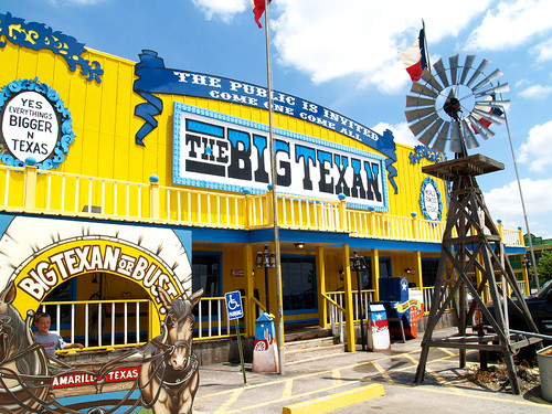 Big Texan or Bust