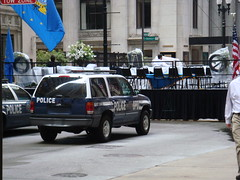 Behind the stage (kedziers) Tags: city chicago dark police august funeral heath batman knight gotham gpd darkknight 2007 tdk rfk ledger gothamcity heathledger rorysfirstkiss