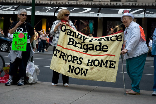 Grandmother Against the War II
