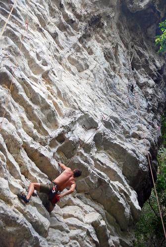 jeremy climbing