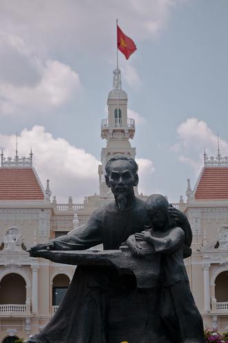 Monumento a Ho Chi Minh