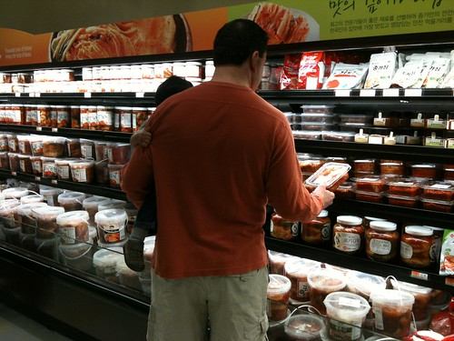 Kimchi Aisle