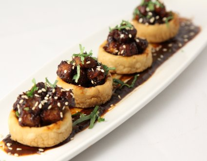 Red O - Pork Belly Sopes