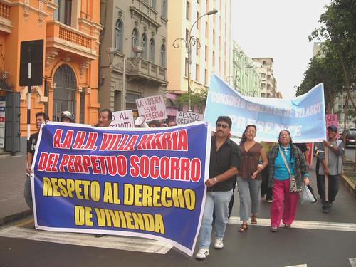 Junta directiva Villa María del Perpetuo Socorro