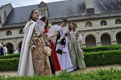 Bal des Siècles 2010 (Cl. B.) Tags: jenny lisa joanne 2010 annemarine éloïse baldessiècles