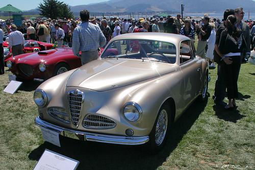 1951 Alfa Romeo 1900. 1951 Alfa Romeo 1900