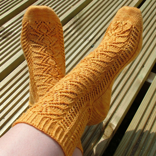 Crocus Socks