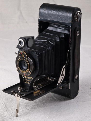 Kodak No. 2-A Folding Cartridge Premo, 1910-13