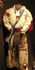 Huichol Man's Clothing Mexico (Teyacapan) Tags: museum mexico costume mexicocity jalisco museo ropa huichol trajes artepopular wixarika