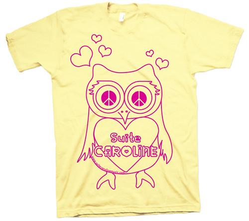 Owl Template sm