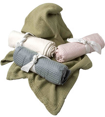 Downy-Soft Bamboo Baby Blankets by Dreamsacks