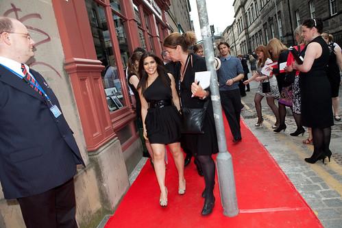 The Illusionist red carpet 16 June 2010