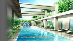 惠宇澄峰:飯店式泳池