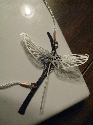 unsoldered dragonfly