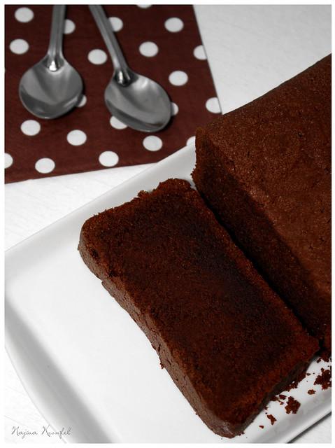 Le gateau au chocolat du Madame Nicole