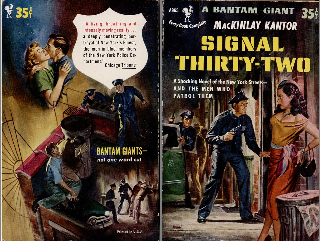 1951 - Bantam 965 + Backcover