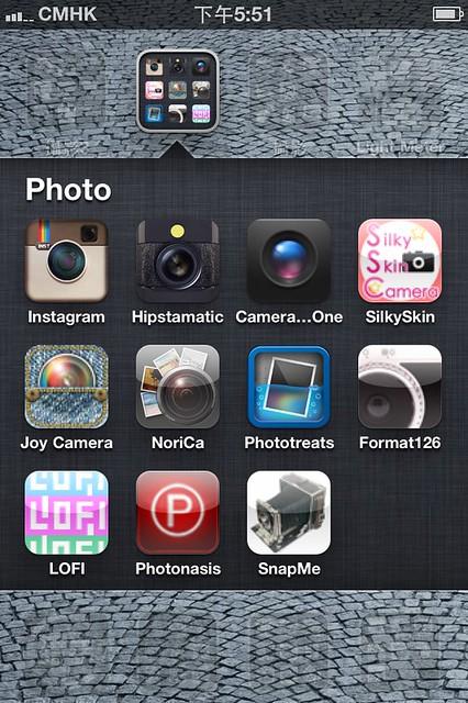 數碼lomo王 Iphone 4
