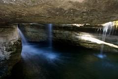 Lower Falls, McKinney State Park, Austin, TX (Ken'sKam) Tags: nature austin waterfall texas waterfalls geology austintx mckinneyfallsstatepark lowermckinneyfalls