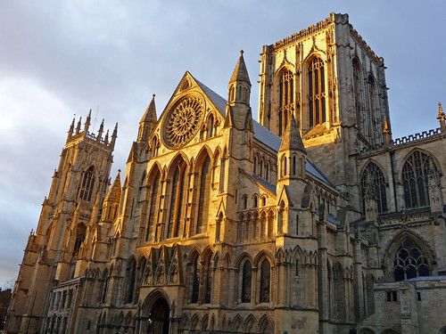 York Minster-Exterior