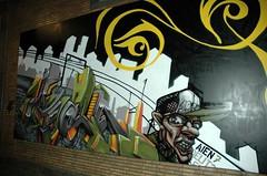 Graffiti plate 2