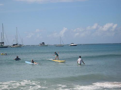 Iz Surfing