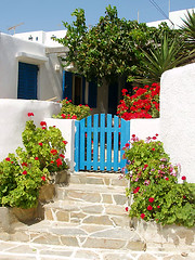 cute entrance