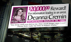 $20,000.00 Reward! | Deanna Cremin, Please Help!
