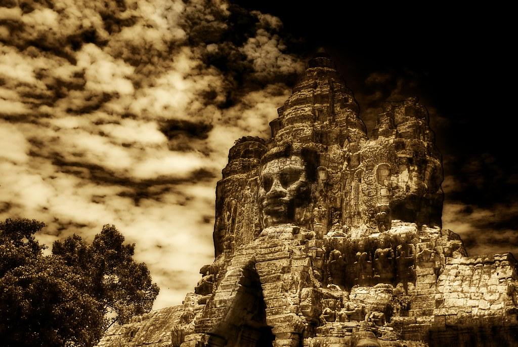 The Buddha King of Angkor Wat