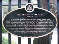 John James Rickard Macleod (The Book Guy) Tags: toronto ontario heritage history plaque plaques cotpo johnmacleod