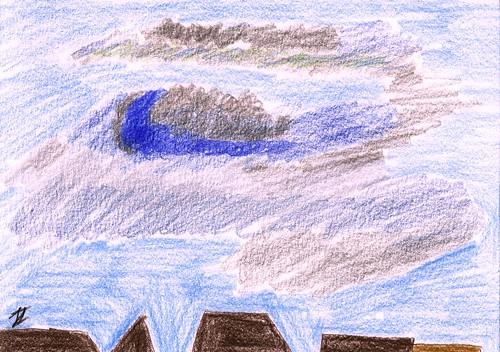 Clouds 2th sketch