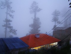 Nathia Gali, NWFP Pakistan (Kaafoor) Tags: trip travel blue pakistan summer vacation sky lake holiday mountains beauty fog clouds haze north visit best valley pakistani vacations gali murree adeel iloveit nathiagali nathia northernarea theworldsbest greaan ilovetraveling ihavebeentothisplace